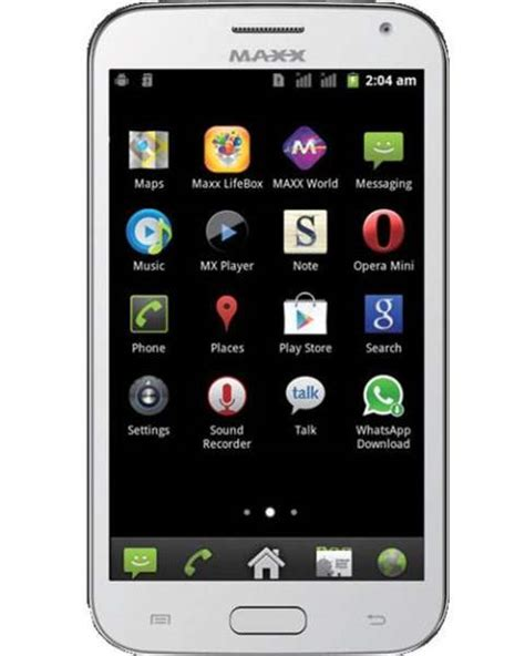 maxx mobile price maxx genxdroid7 ax506 mobile phone price in india