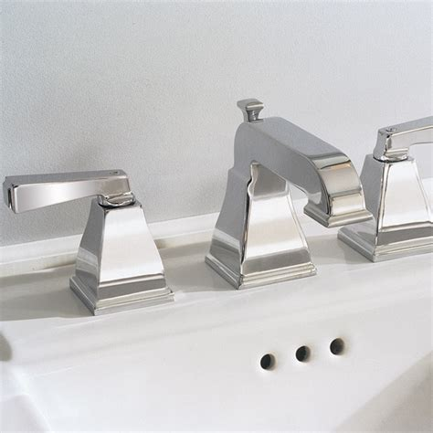 Traditional Bathroom Fixtures Town Square Faucet Traditional Bathroom Faucets And Showerheads By Vintage Tub Bath