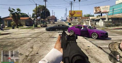 Gta 5 Original Ps4 trailer next grand theft auto v versions will include person mode afterdawn