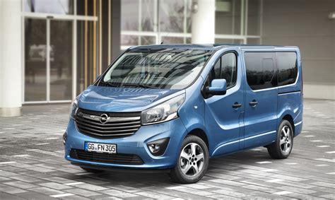 opel vivaro irmscher spices up the opel vivaro lineup carscoops