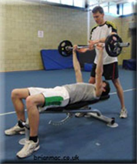 maximum bench press weight training bench press