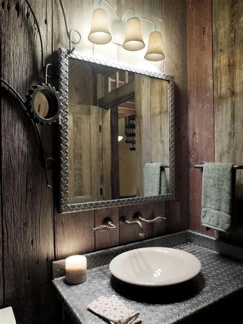 35 best rustic bathroom design ideas interiorsherpa