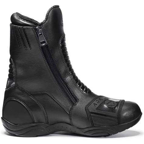 motorbike ankle boots agrius echo motorcycle boots motorbike ankle dual