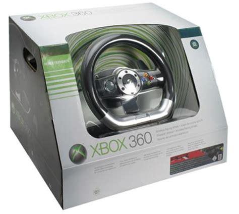 volante xbox 360 microsoft technocarotte 187 volant xbox 360