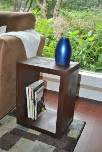 designer accent tables 8 50 modern square end table diy my home