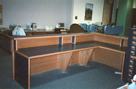 Reception Desks Power And Company Builders Library Reception Desk