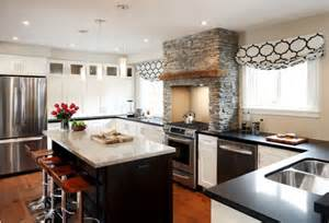 Combined Kitchen And Dining Room by Modern Combining Kitchen And Dining Room Beautiful Homes