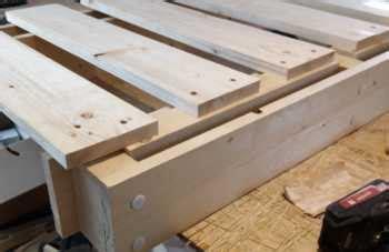 kopfteil palettenbett palettenbett bauen