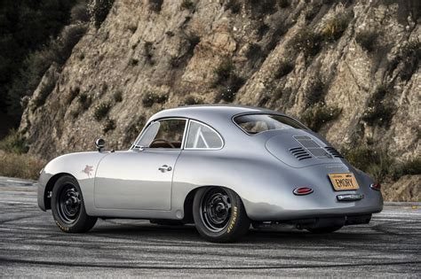 Best Garage Design outlaw porsches an authentic 1950s driving experience