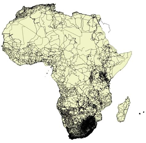 tracks4africa maps tracks4africa traveller s africa gps map may 2017 update