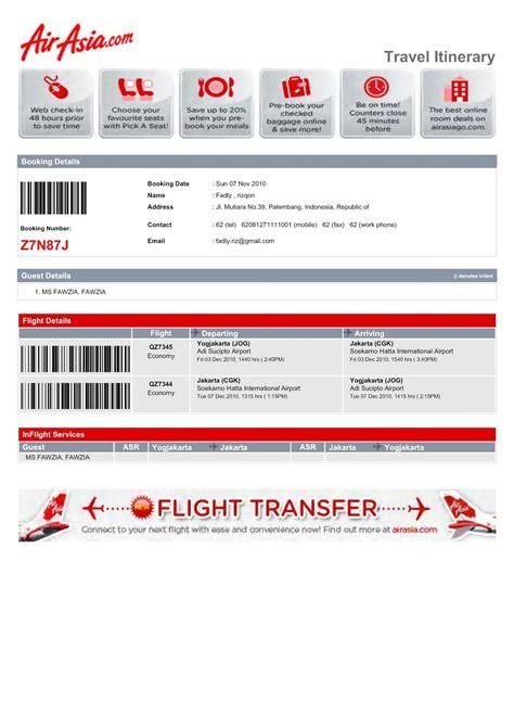 Tiket Pesawat Air Asia Promo Pp Kl Osaka Free Bagasi image gallery harga tiket airasia