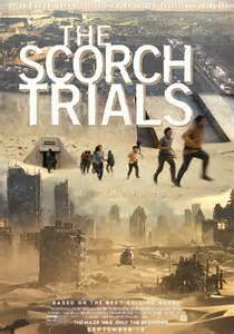 the maze runner movie poster fan made the maze runner the scorch trials movie poster fan made by