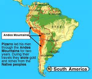 south america map with mountains andes mountains south america map america map