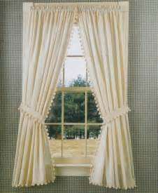 Country Dining Room Curtains Window Treatment Ideas Fringes Window And Window Treatments