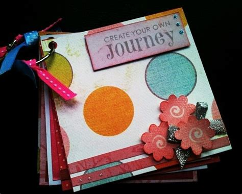 Handmade Mini Album - 23 best images about scrapbooking on diy
