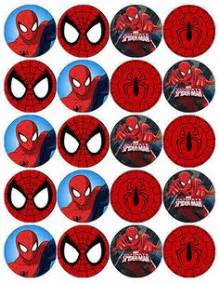 Pinterest Cupcake Decorating Ideas Click Here To Download Free Printable Spiderman Cupcake