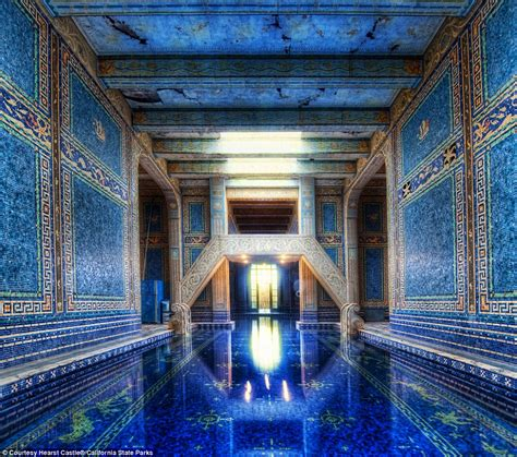 The Blue City Morocco by Inside Xanadu Californian Castle Of Media Tycoon William