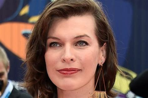 milla jovovich now milla jovovich looks shockingly different after morphing