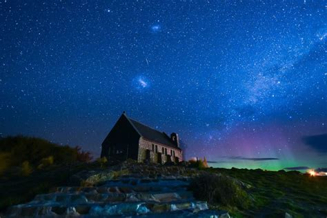The Best Times And Locations To See The Southern Lights In Lights Nz