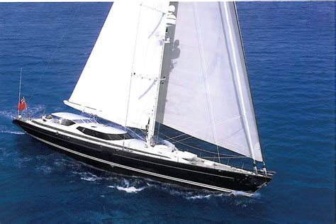 luxe zeiljacht koo yacht charter details vitters shipyard charterworld