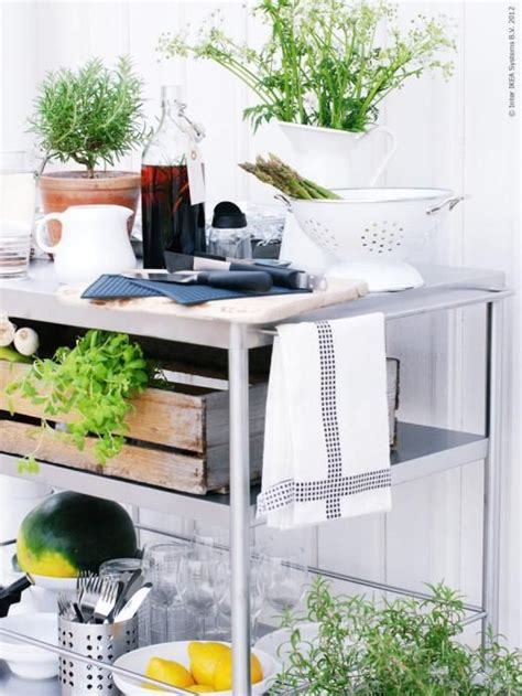 ikea outdoor kitchen weronica gillar sommar grilla redaktionen inspiration