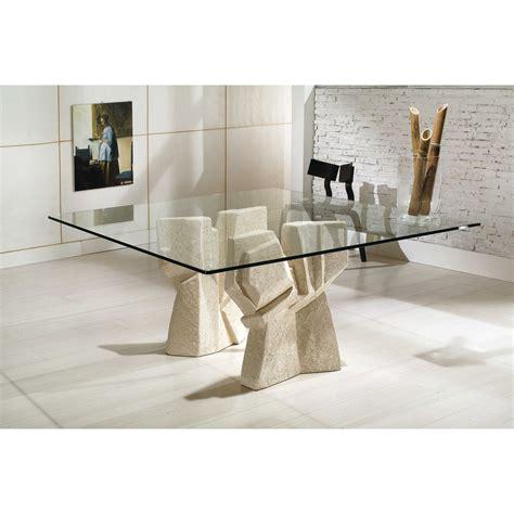 tavolo in pietra tavolo in pietra e vetro kimono arredaclick