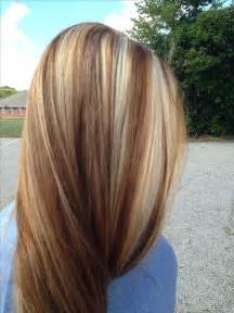 tri colored hair tri color hair highlights pictures hairstylegalleries