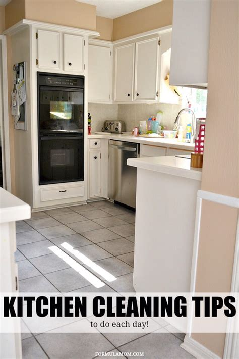 7 quick and easy kitchen cleaning ideas that really work musely