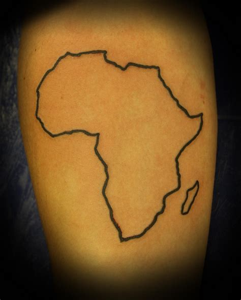 african continent tattoo tattoos of africa www imgkid the image kid has it