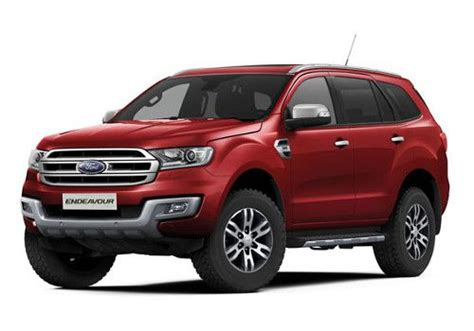 ford endeavour 2018 new ford endeavour price 2018 images review specs