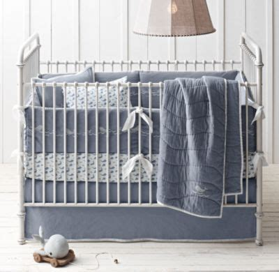 8 Best Ideas About Whale Theme On Pinterest Whale Mobile Restoration Hardware Crib Bedding