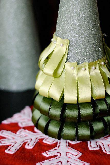381257924675539534 ribbon christmas tree craft holiday
