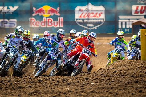 pro motocross schedule pro motocross schedule revealed for 2019 season