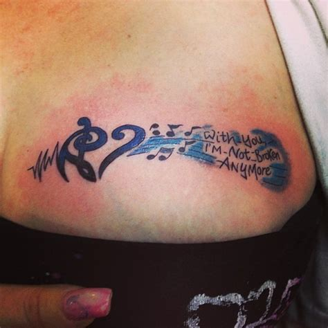 tattooed heart song download 26 music heart tattoos designs ideas design trends