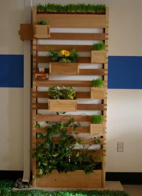 Indoor Vertical Garden Diy Rock Paper Scissors Shoot Indoor Air Quality
