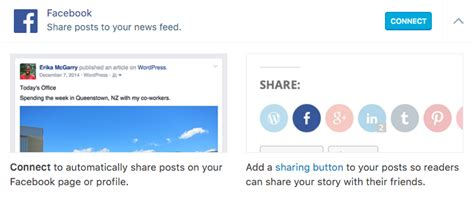 wordpress themes with facebook integration facebook integration support wordpress com