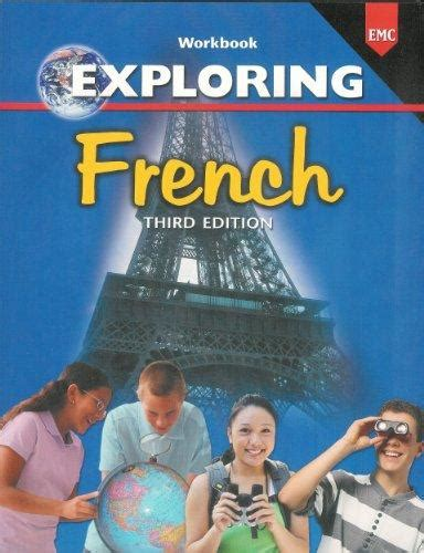 summer french edition 97 exploring french french edition workbook edition rent 9780821934814 0821934813