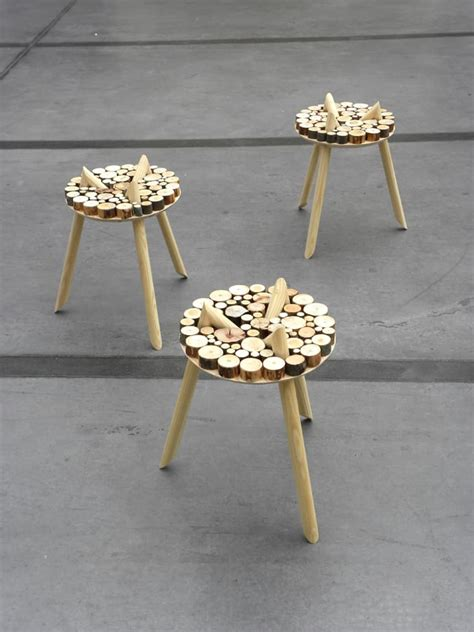 coffee table  recycled wood