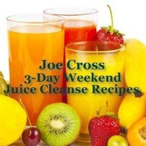 Rod Show Juice Detox by Joe Cross 3 Day Weekend Juice Cleanse The Dr Oz Show