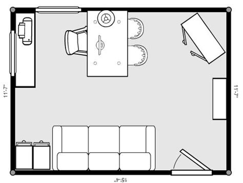 Two Desk Office Layout 17 Best Ideas About Home Office Layouts On Home Office Setup Small Office Design