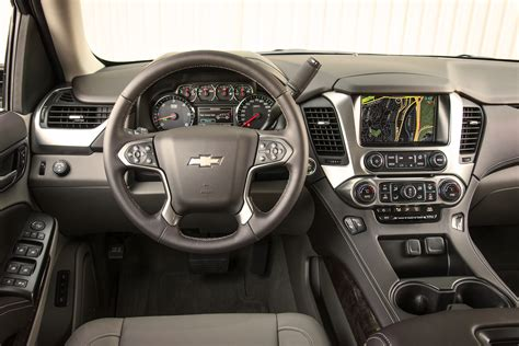 Chevrolet Tahoe Interior Pictures by 2015 Chevrolet Tahoe Lt Review Term Update 4