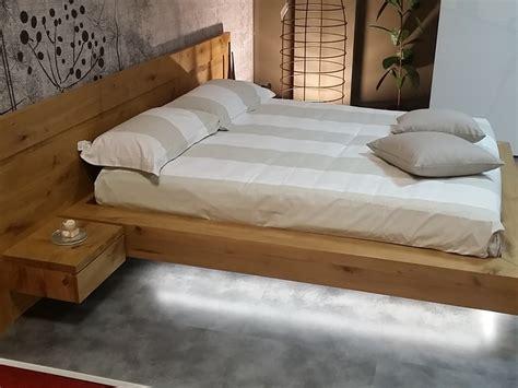 offerta letto  legno massello