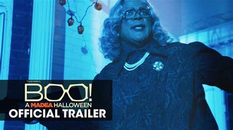 Or Official Trailer Boo A Madea Official Trailer