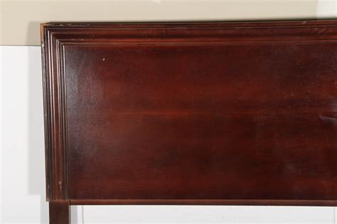 mahogany headboard queen solid mahogany full queen size headboard ebth