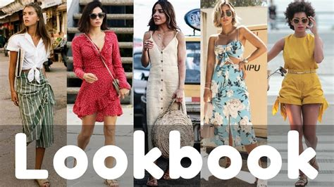 trendy dresses outfits  summer  lookbook