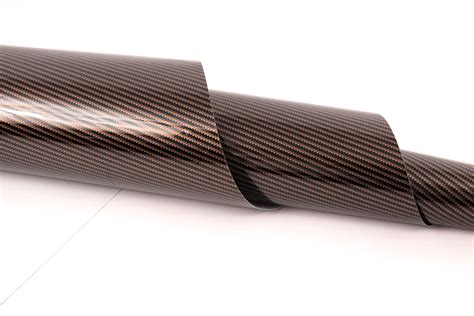 Carbon Folie Goud by Glossy Carbon Folie Gold Schwarz Zur Verklebung Car Wrapping