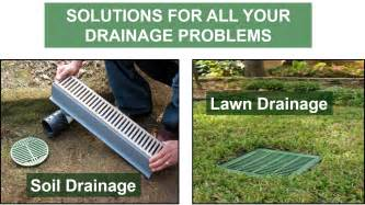 backyard water drainage problems backyard water drainage solutions outdoor furniture