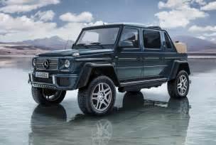 Daimlerchrysler Mercedes Mercedes Maybach G 650 Landaulet Bilder Daten