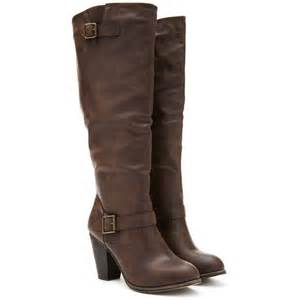 wide calf leather boots high heel 28 images 25 best