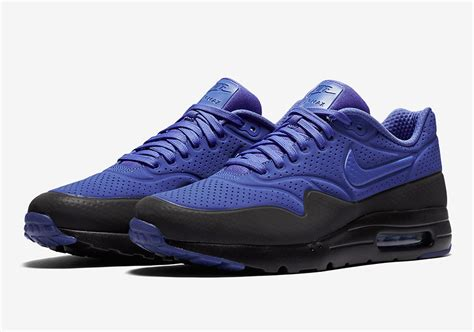 air max 1 ultra moire sneakers quot violet quot hits the nike air max 1 ultra moire